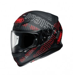 CASCO SHOEI NXR PERMUTATION TC-1