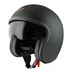 CASCO ORIGINE SPRINT NEGRO MATE