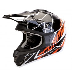 CASCO SCORPION VX-15 SPRINT NARANJA