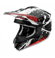 CASCO SCORPION VX-15 PETROL BLANCO