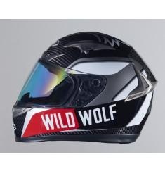 CASCO SHIRO SH335 WILD WOLF