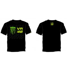 CAMISETA MONSTER VR46 MOMTS115204