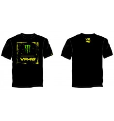 CAMISETA MONSTER VR46 MOMTS115004