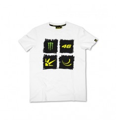 CAMISETA MONSTER VR46 MOMTS115306