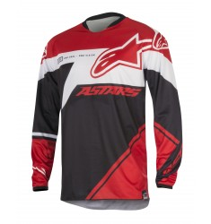 CAMISETA ALPINESTARS RACER SUPERMATIC 2016