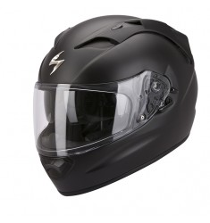 CASCO SCORPION EXO-1200 NEGRO MATE
