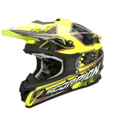 CASCO SCORPION VX-15 EVO AIR MAGMA