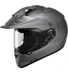 CASCO SHOEI HORNET ADV GRIS MATE