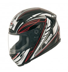 CASCO SHIRO SH335 MOTION ROJO