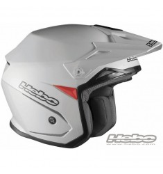 CASCO HEBO ZONE 5 BLANCO