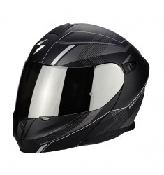 CASCO SCORPION EXO-920 GEM NEGRO MATE