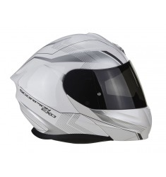 CASCO SCORPION EXO-920 GEM BLANCO