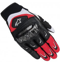 GUANTES ALPINESTARS SMX-2 AIR CARBON ROJO