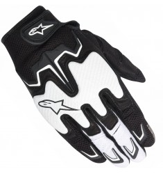 GUANTES ALPINESTARS FIGHTER AIR NG/BL