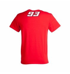 CAMISETA MM93 1733001 ROJA 2017