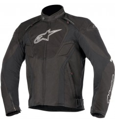 CAZADORA ALPINESTARS T-JAWS WATERPROOF NEGRA/ANTRACITA