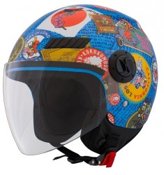 CASCO SHIRO SH-62 KUKUXUMUSU TRAVELSTAMPS