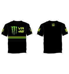 CAMISETA MONSTER VR46 MOMTS115404