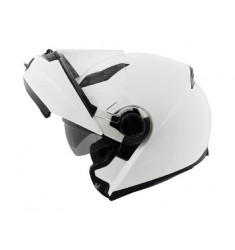 CASCO SHIRO SH500 BIKER BLANCO