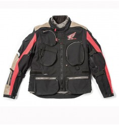 CAZADORA HONDA SPIDI ADVENTURE BLACK