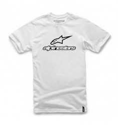 CAMISETA ALPINESTARS ALWAYS BLANCA