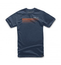 CAMISETA ALPINESTARS FANATIC NAVY