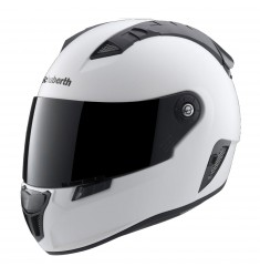 CASCO SCHUBERTH SR1 BLANCO MATE