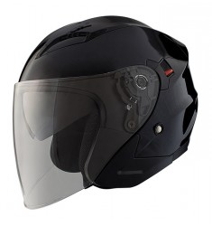 CASCO SHIRO SH-450 TOUR NEGRO