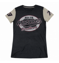 CAMISETA MARC MARQUEZ WOMENS BROTHERS