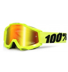 GAFAS 100% ACCURI FLUO YELLOW