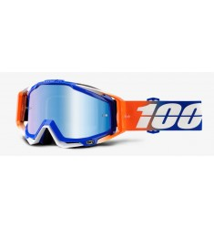 GAFAS 100% RACECRAFT ROXBURRY MIRROR BLUE