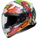CASCO SHOEI NXR STIMULY TC-10