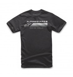 CAMISETA ALPINESTARS FORWARD BLACK