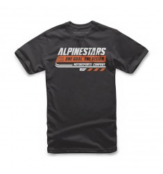 CAMISETA ALPINESTARS BRAVO RED