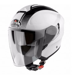 CASCO JET AIROH HUNTER SIMPLE