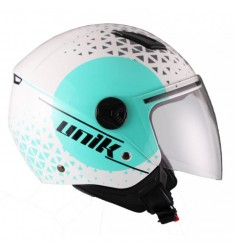 CASCO UNIK CJ-16 ORACLE TURQUESA
