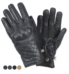GUANTES CAFÉ II NEGRO DE BY CITY