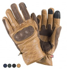 GUANTES CAFÉ II MOSTAZA DE BY CITY