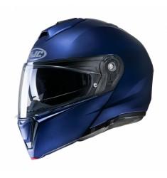 CASCO HJC I90 Semi Flat / METALLIC BLUE
