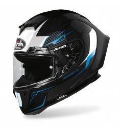 CASCO AIROH GP550 S VENOM BLACK GLOSS