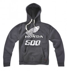 SUDADERA HONDA VINTAGE HONDA 500